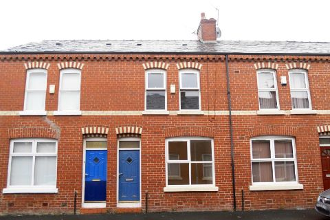 selling a manchester house at auction - 3 Beresford Street, Moss Side, Manchester, Lancashire M14 4SB