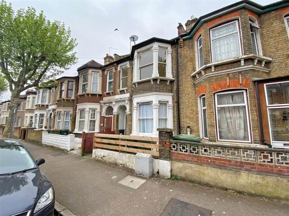 Flat B, 33 Rosebery Avenue, Manor Park, London E12 6PY - floorplan