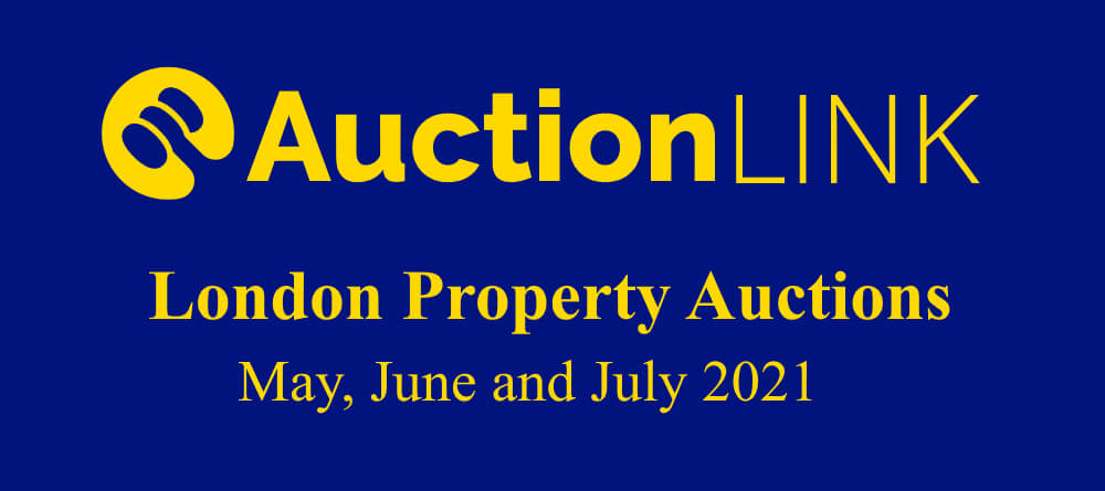 London Property Auctions: May, June and July 2021