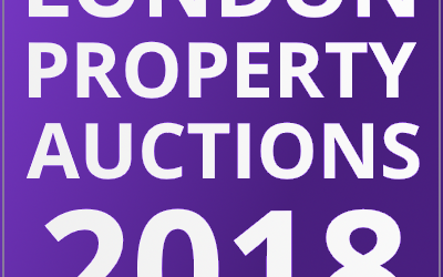 London Property Auction Dates for 2018