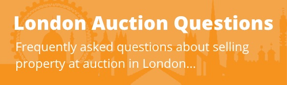 London property auction questions
