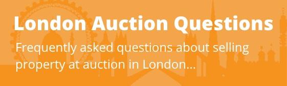 London property auction questions
