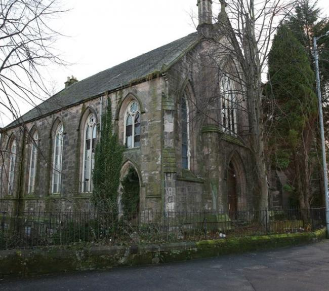 Churches For Sale: Greenock's West End Church To Be Auctioned
