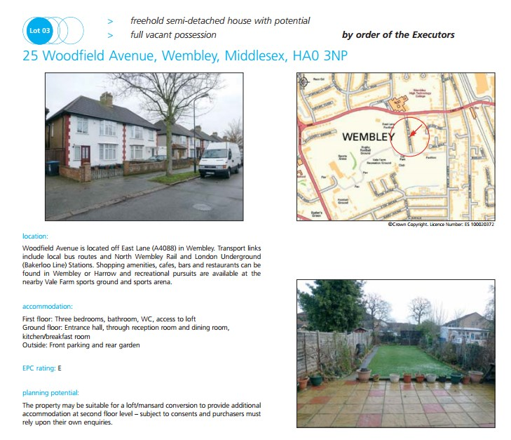 Property Auctions Marcus Barnard