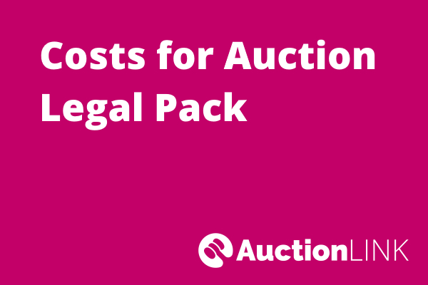 Selling a House at Auction - Auction Legal Pack