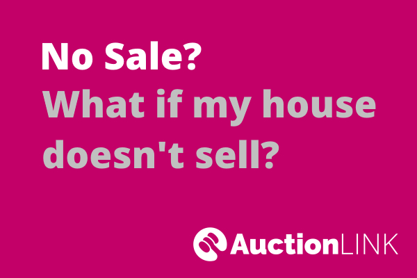 Selling a House at Auction - Costs if there is no sale