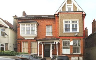 Selling at auction: Flat 5, 1205 London Road, London SW16 4UY