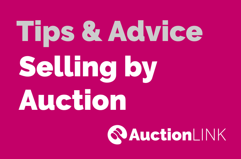 Tips and Advice - Selling by Auction