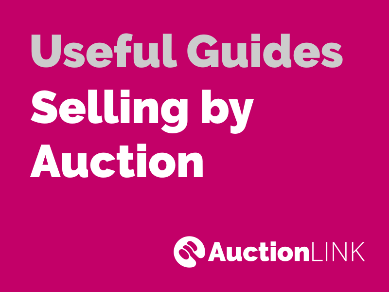 Useful Guides - Selling by Auction