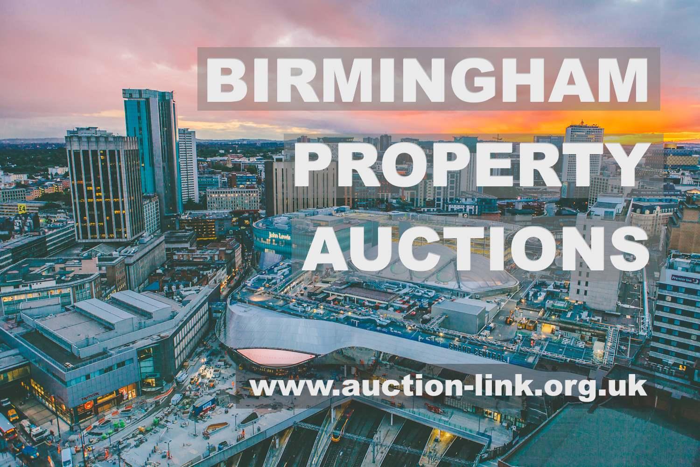 Birmingham Property Auction