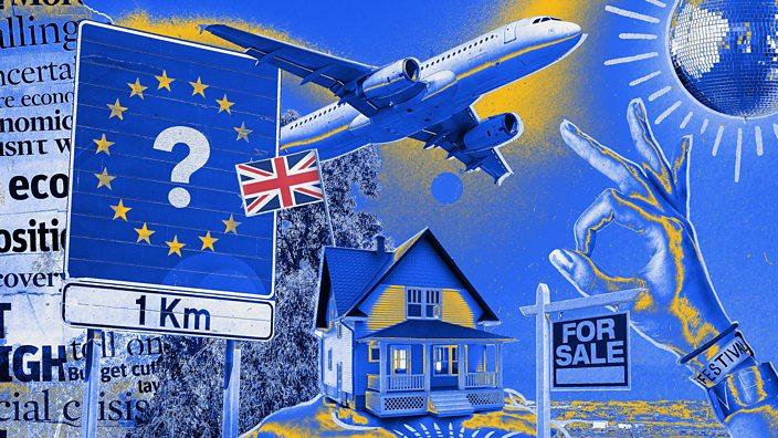 House sale fallen through due to Brexit