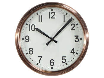 timescale for selling at auction - clock