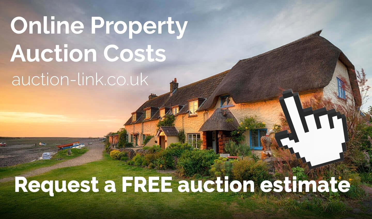 How Much Does It Cost To Sell A House Using Online Auction