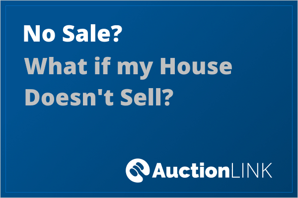 Costs if a House Doesn't Sell at Auction