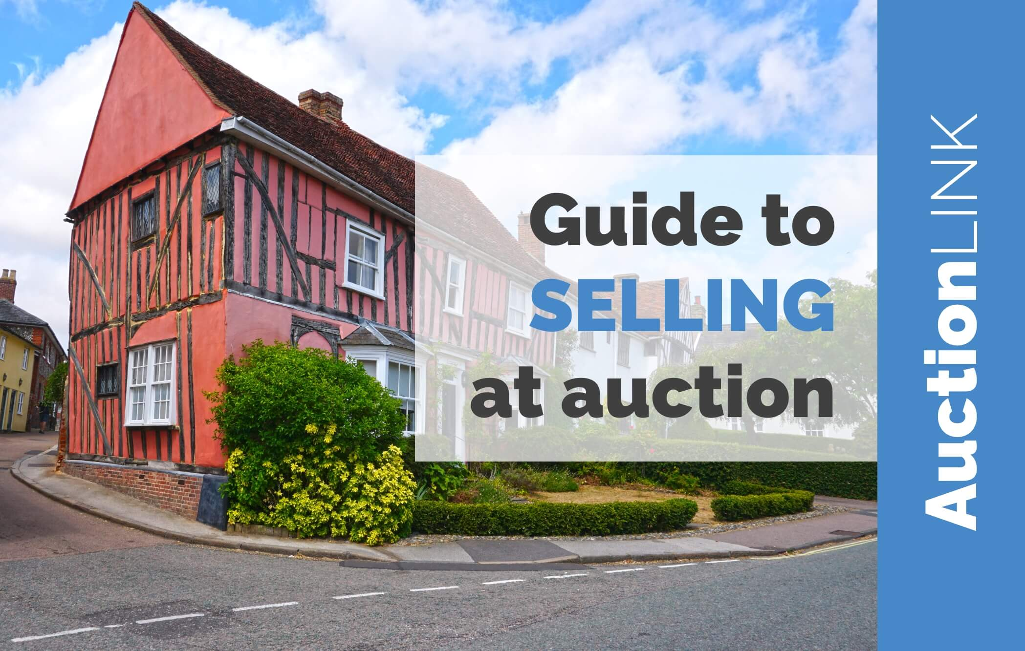 guide to selling a house at auction