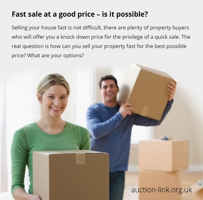 How To Sell My House Quickly For A Good Price?