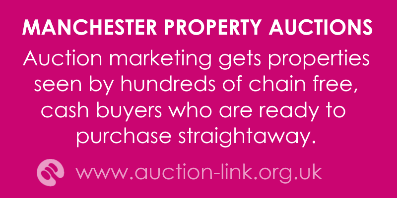 selling a manchester house at auction
