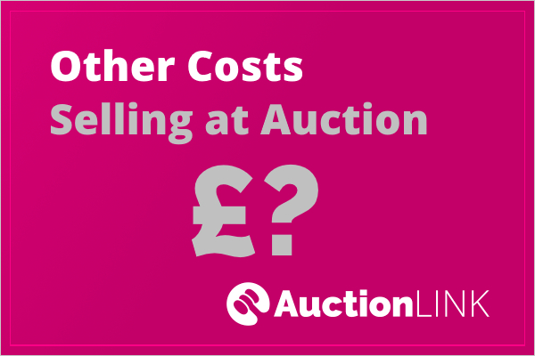 Other Costs When Selling a House at Auction