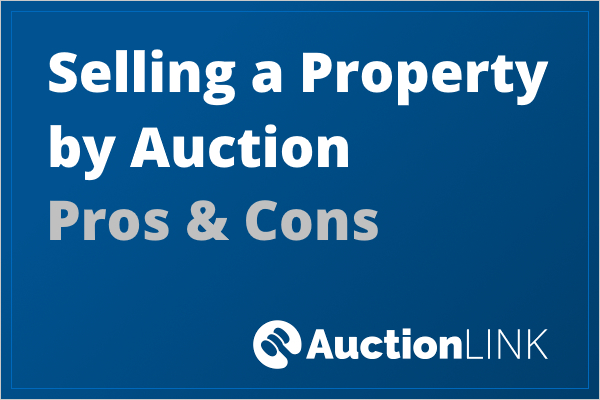 Pros and Cons of Selling a House by Auction