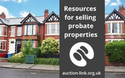 Resources for selling a probate property