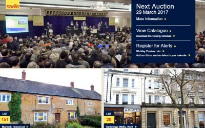 Savills London Auction 29th March 2017