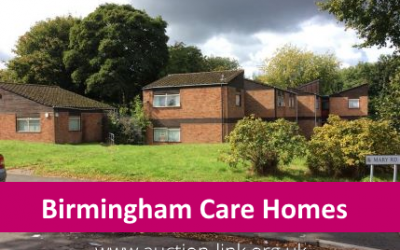 Selling a Birmingham care home at auction