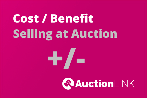 Selling a House at Auction - Cost Versus Benefit