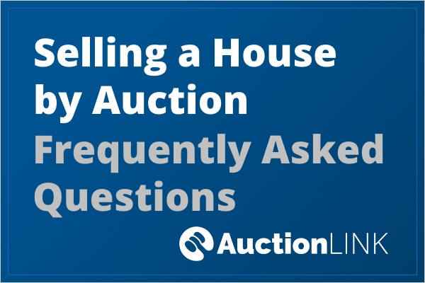 Selling a House by Auction - Frequently Asked Questions