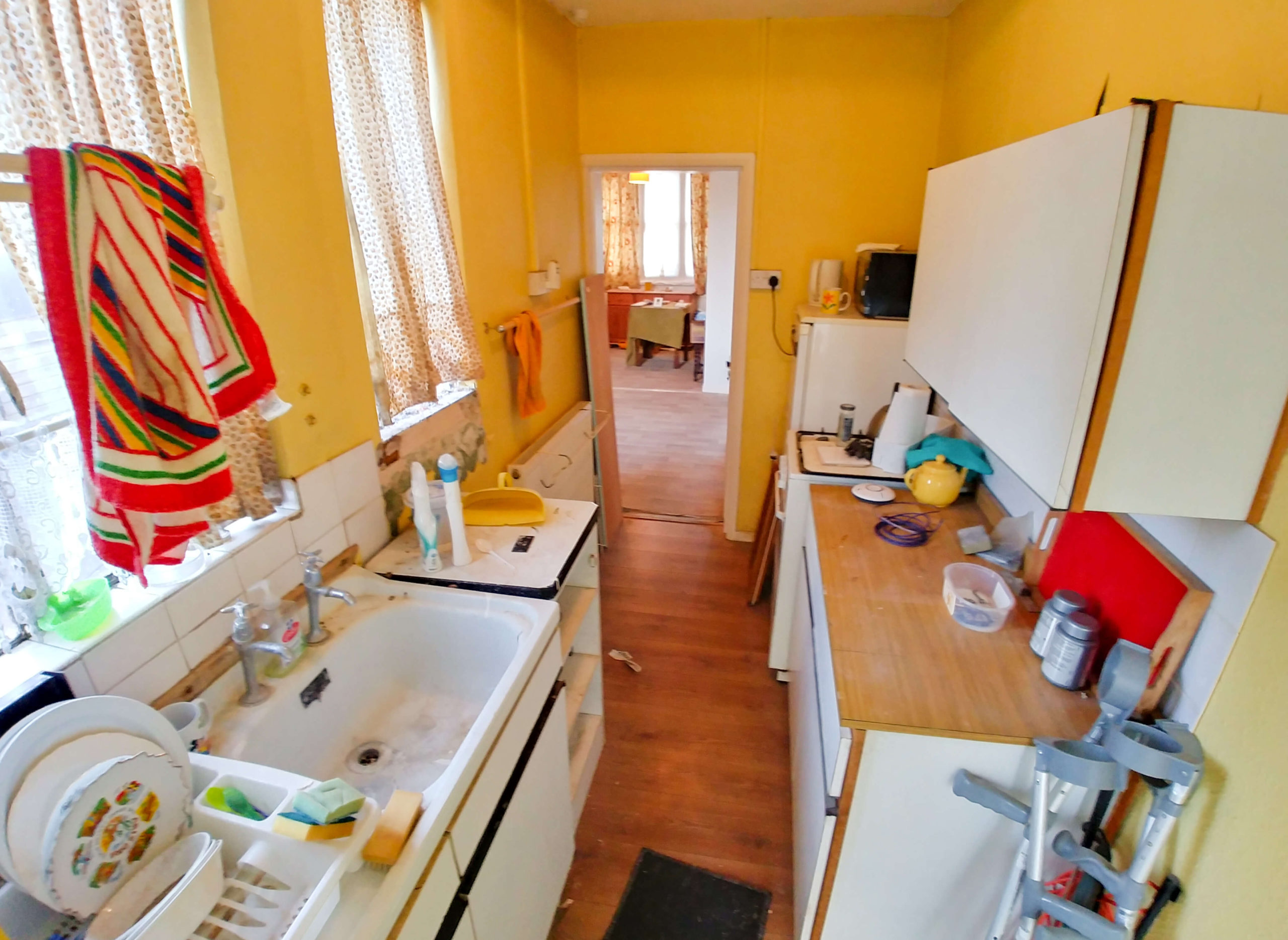 selling a house in need of modernisation at auction