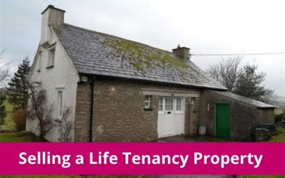 Life tenancy auction sales