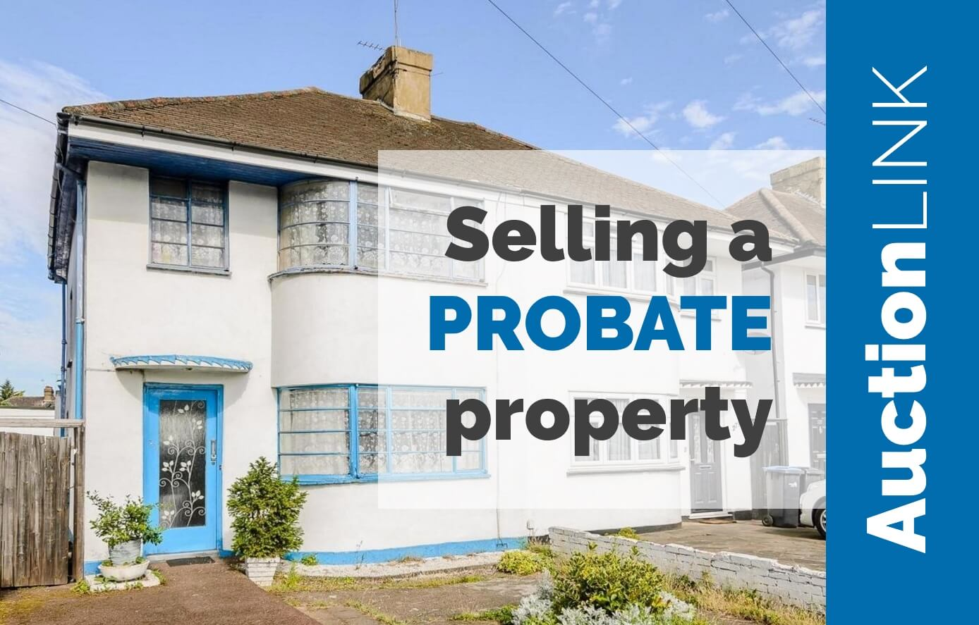 Selling a probate property