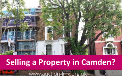 Selling a Camden Property at Auction