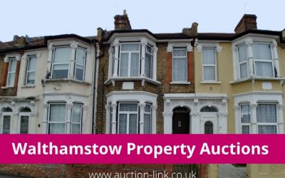 Property auction sales in Walthamstow E17