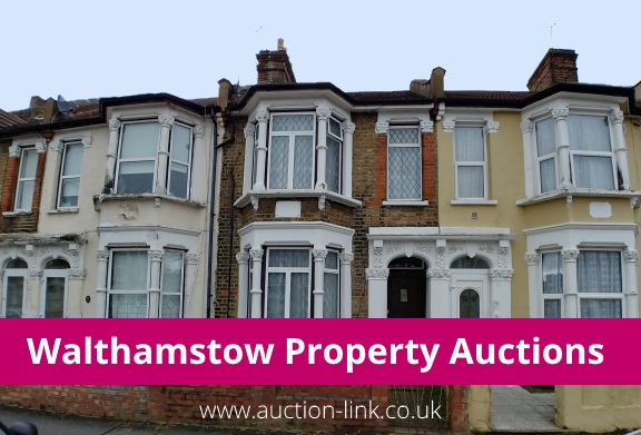 Auction Property For Sale In Walthamstow
