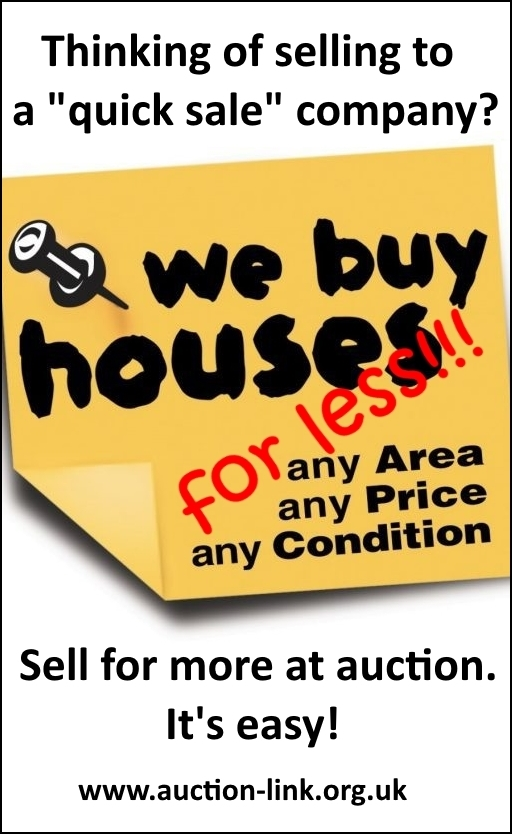 Do You Need Cash To Buy Property At Auction